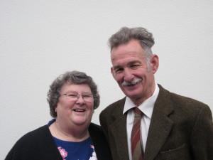 Charles and Jennifer