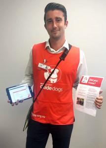 Blind Foundation fundraiser