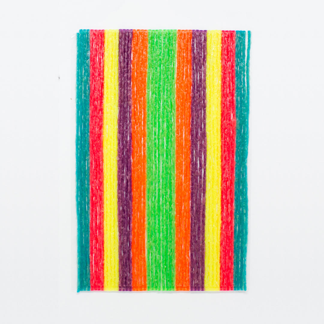 neon coloured Wikki Stix