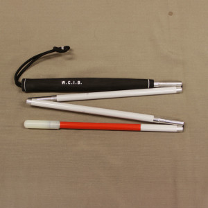 Photo of WCIB Aluminium WCIB folding cane