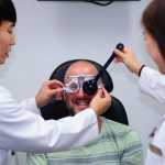 Optometry Students get the lowdown on low vision