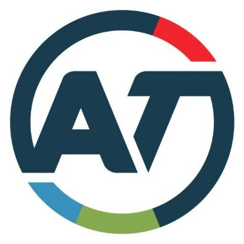 Auckland Transport (AT) logo
