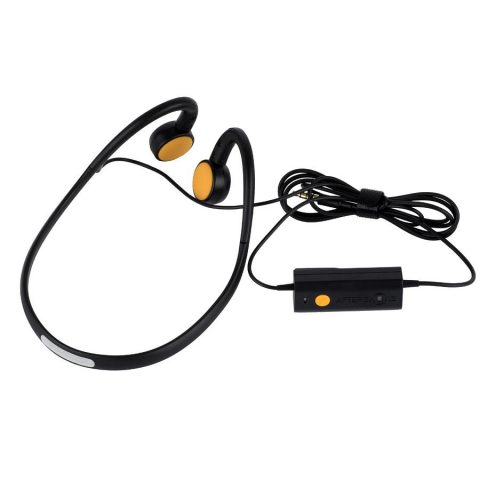 1. Aftershokz SPORTS M3 Wired Bone Conduction Headphones