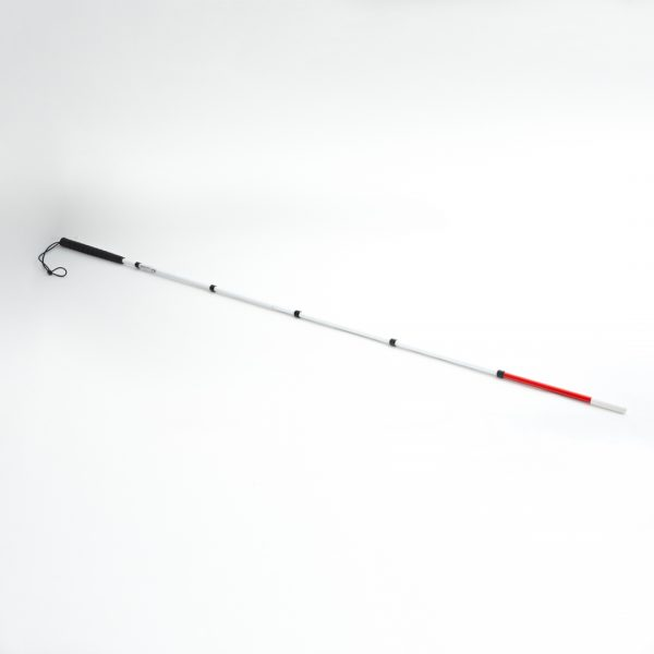 6 sect folding Ambutech cane