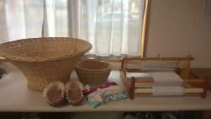 Creations from the Dunedin craft group