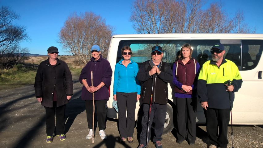South Otago walking group