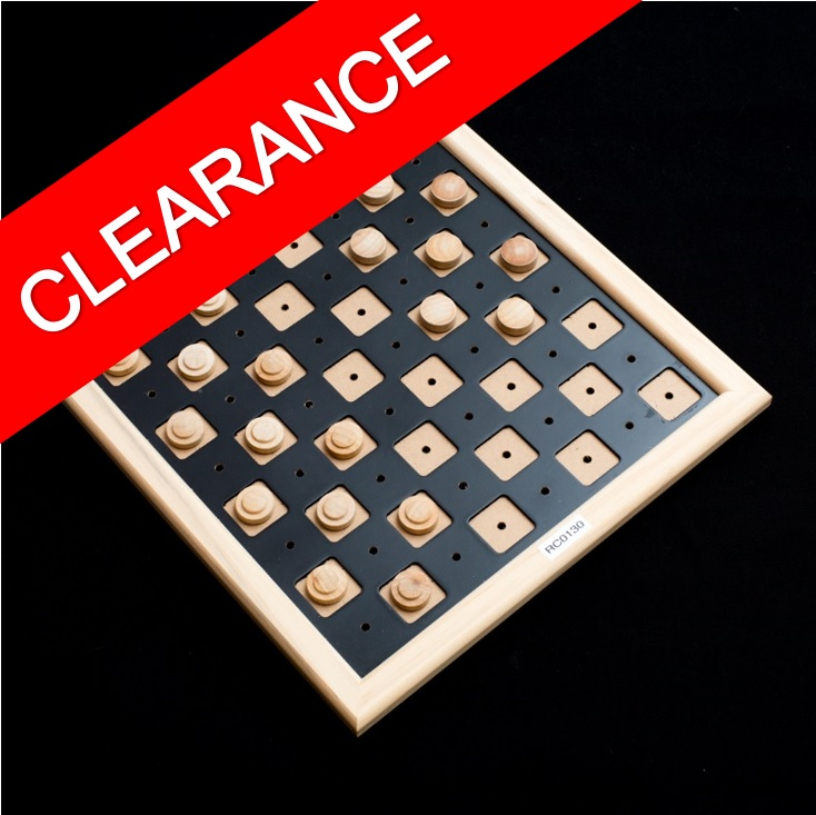 Deluxe Checker Set - Clearance