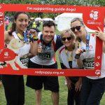 Run Auckland Marathon for Team Guide Dogs