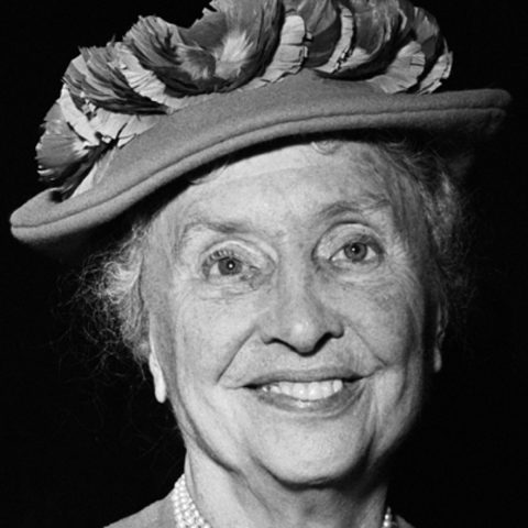 Image shows Helen Keller
