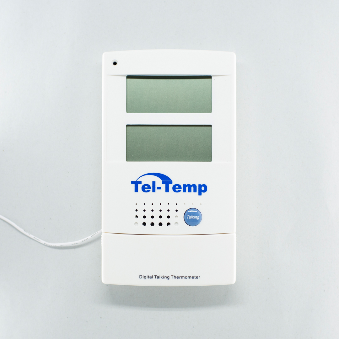 Tel-Temp talking termometer