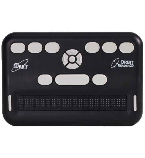 Braille Reader Orbit Reader 20