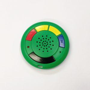 Multi memo 5 button 6 minute voice recorder
