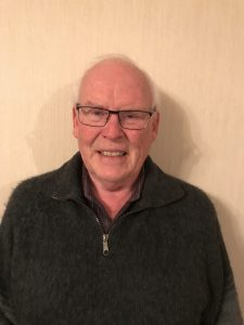 Murray Gordon is a volunteer in Christchurch.
