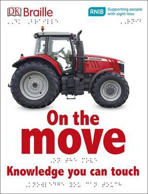 DK On the Move Braille Book