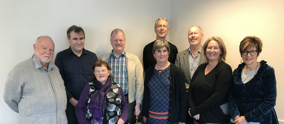 The Blind Foundation Board 2018