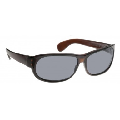 Image showing a pair of 28% Grey Retro Style Sunglasses