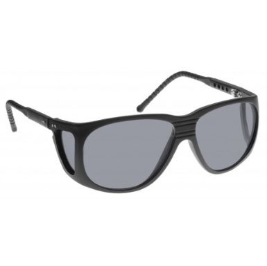 Image showing a pair of 28% grey wrap around sunglasses