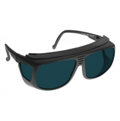 Image showing a pair of 4% Grey Small fitover sunglasses