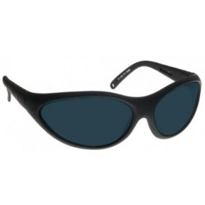 Image showing a pair of 4% grey sunglasses