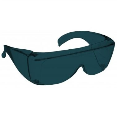 Image showing a pair of 4% Grey Medium Plastic Fitovers