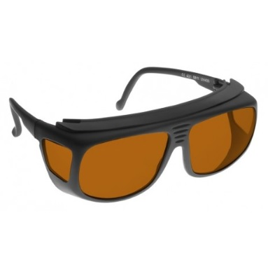 Image showing a pair of 18% Amber small fitover sunglasses