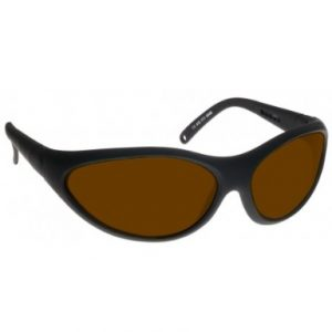 Image showing a pair of 6% Amber Sunglasses