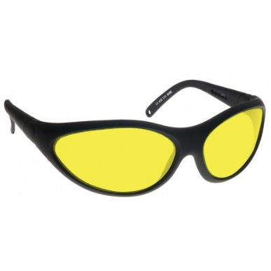 Image showing a pair of 77% Yellow Sunglasses