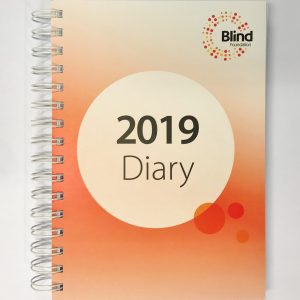 2019 A5 Diary Cover