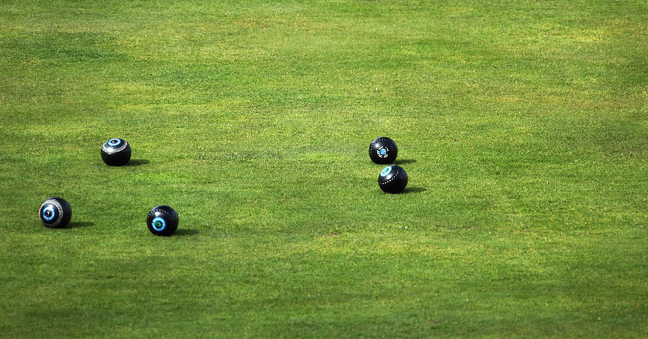"""Have a Go"" at Blind / Vision Impaired Lawn Bowls"