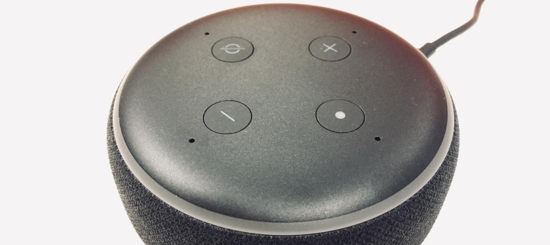 Alexa skill smart speaker